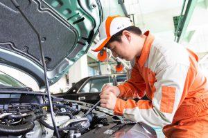 車検整備作業
