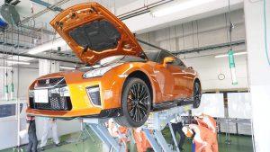 日産GT-R講習会